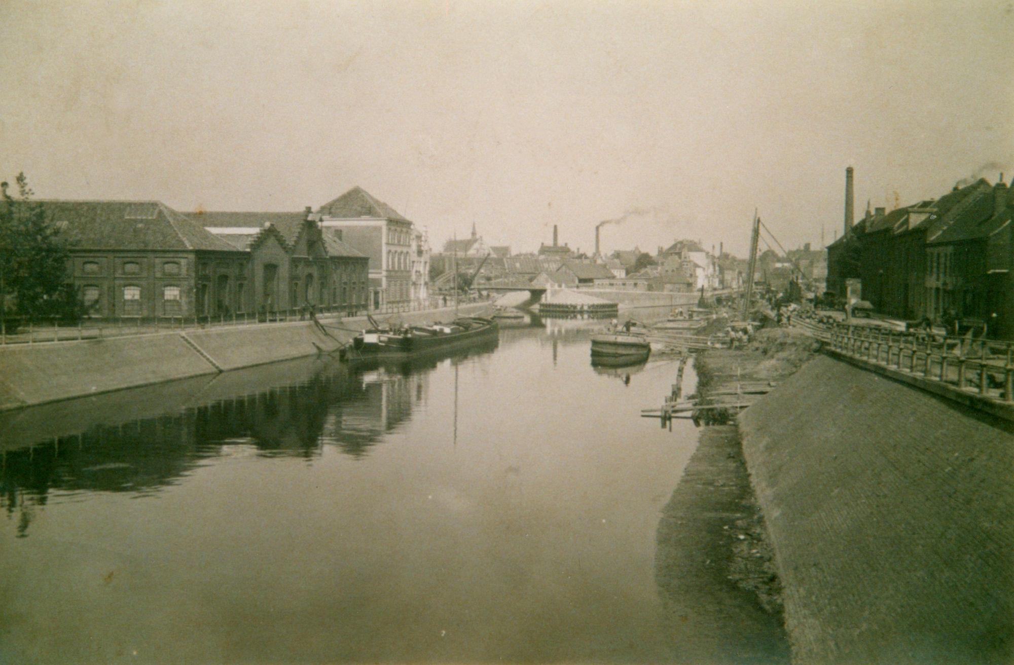 Leiewerken 1912-1913