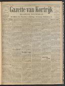 Gazette Van Kortrijk 1908-05-14
