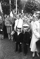 Koninklijk bezoek 1954