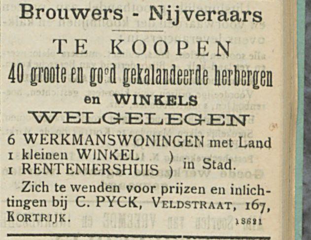 Brouwers - Nijveraars