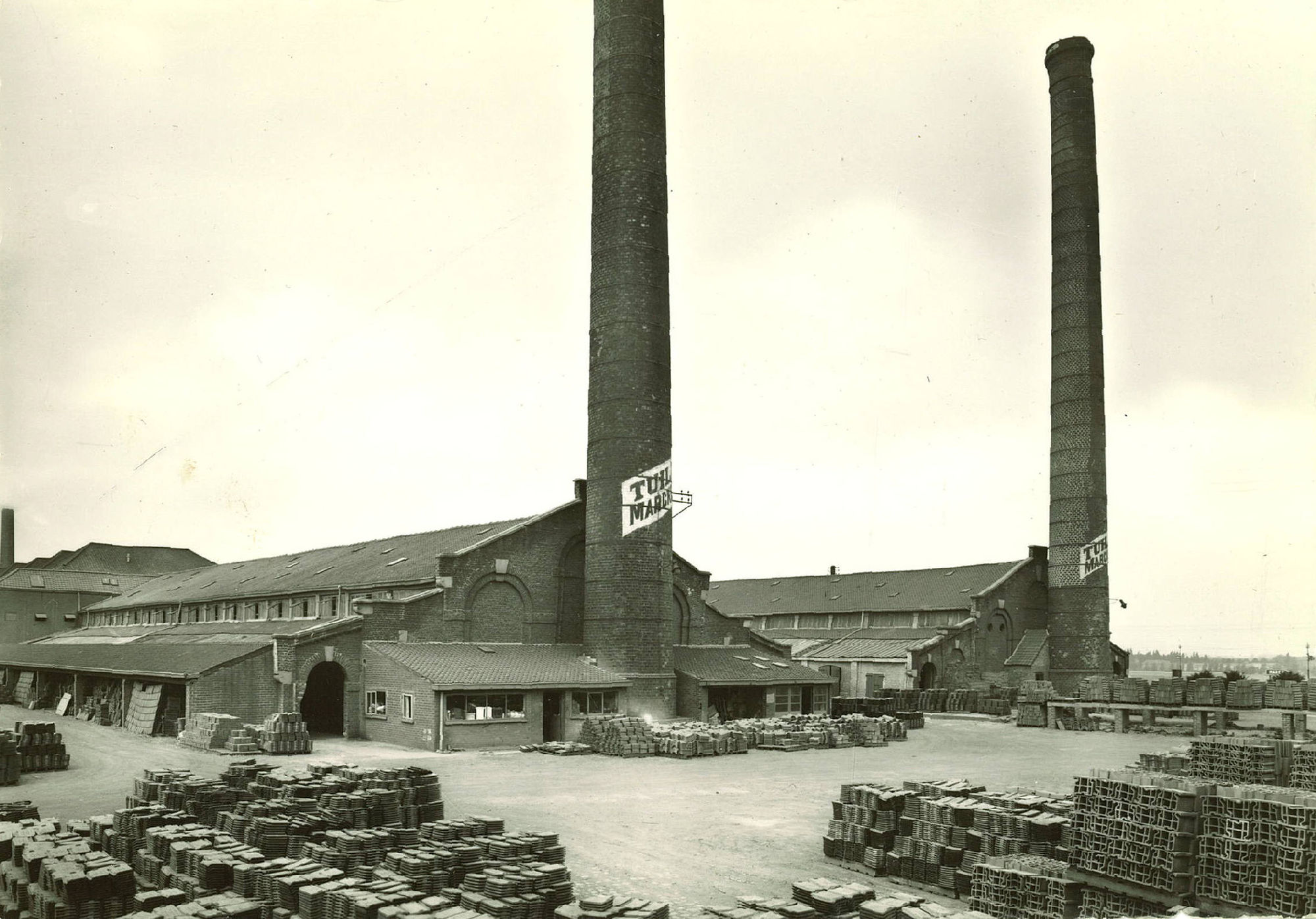 Marke pannenfabriek