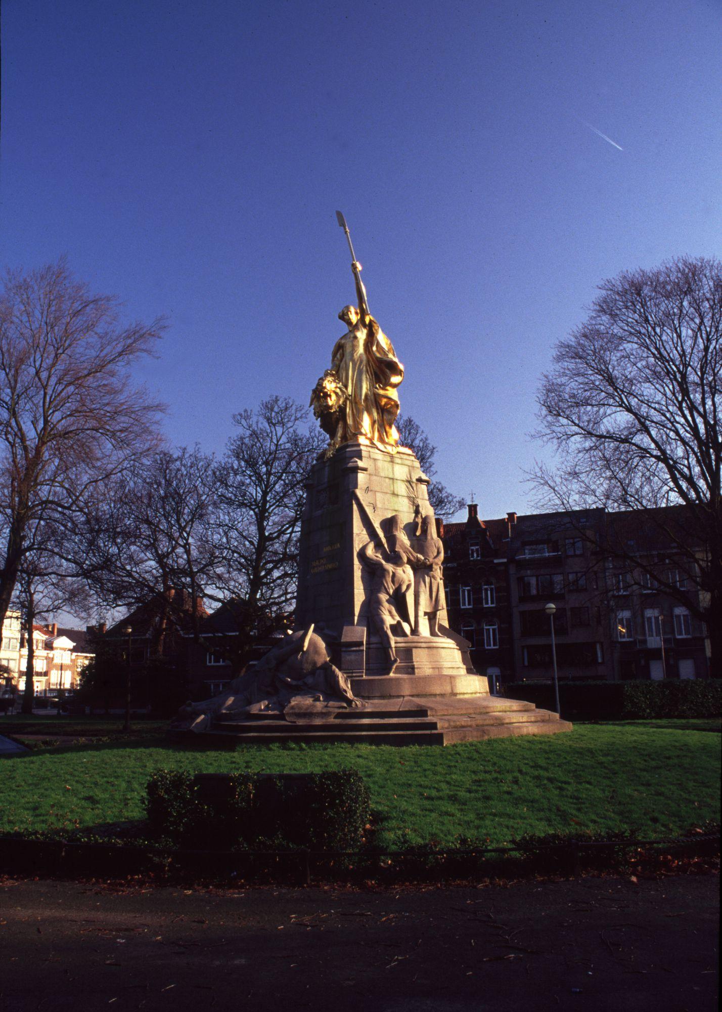 Maagd van Vlaanderen