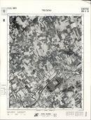Luchtfoto Tiegem 1971