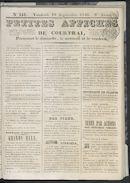 Petites Affiches De Courtrai 1840-09-18