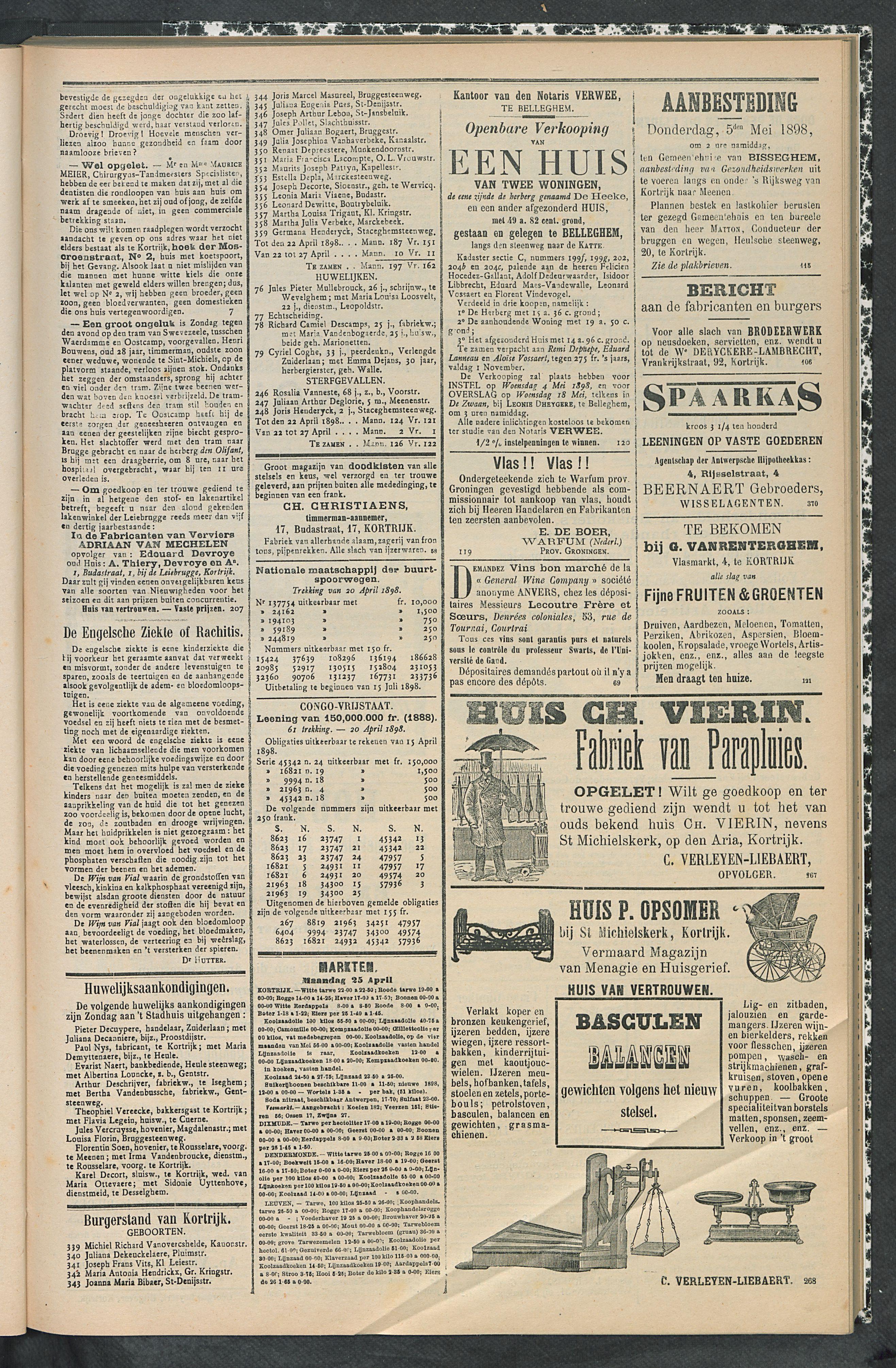 Gazette Van Kortrijk 1898-04-28 p3