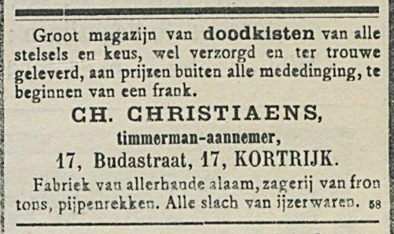 CH CHRISTIAENS