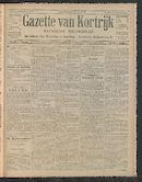 Gazette Van Kortrijk 1910-11-13 p1