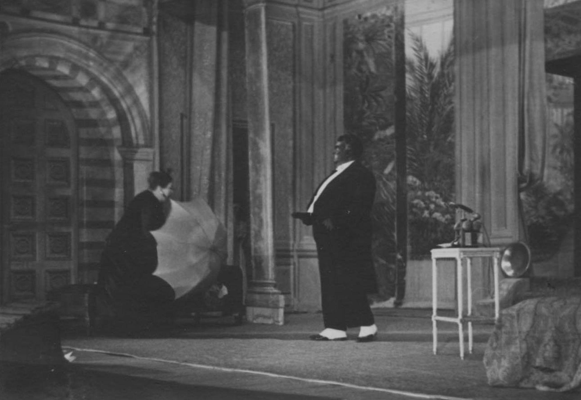 Kortrijks Lyrisch Toneel in 1949