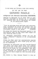 Gerard Rigole