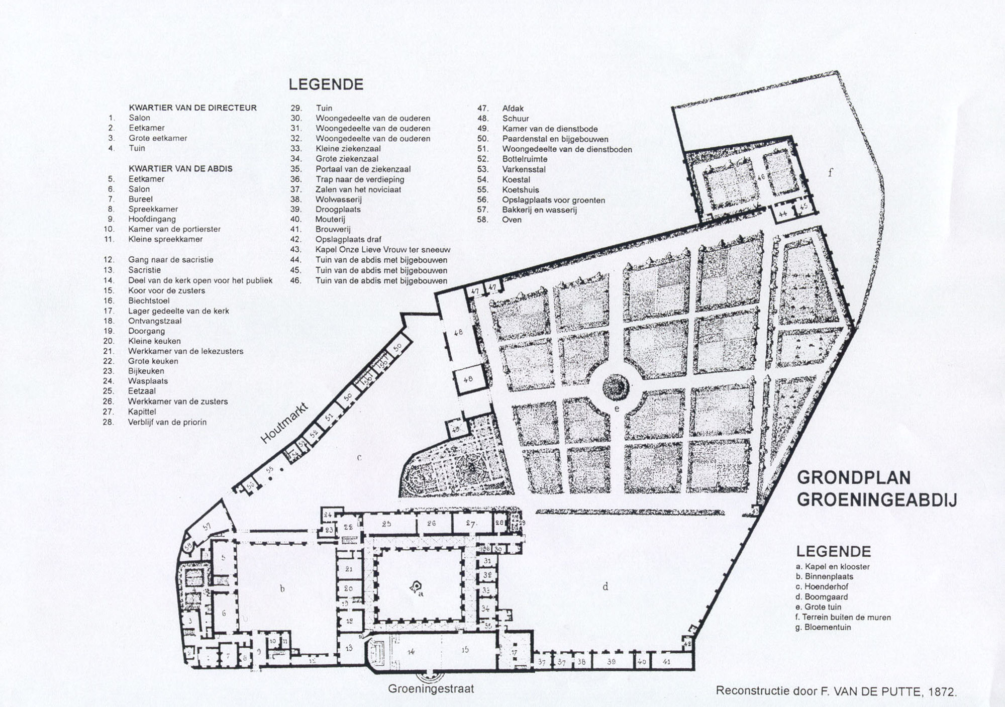 Grondplan Groeninge