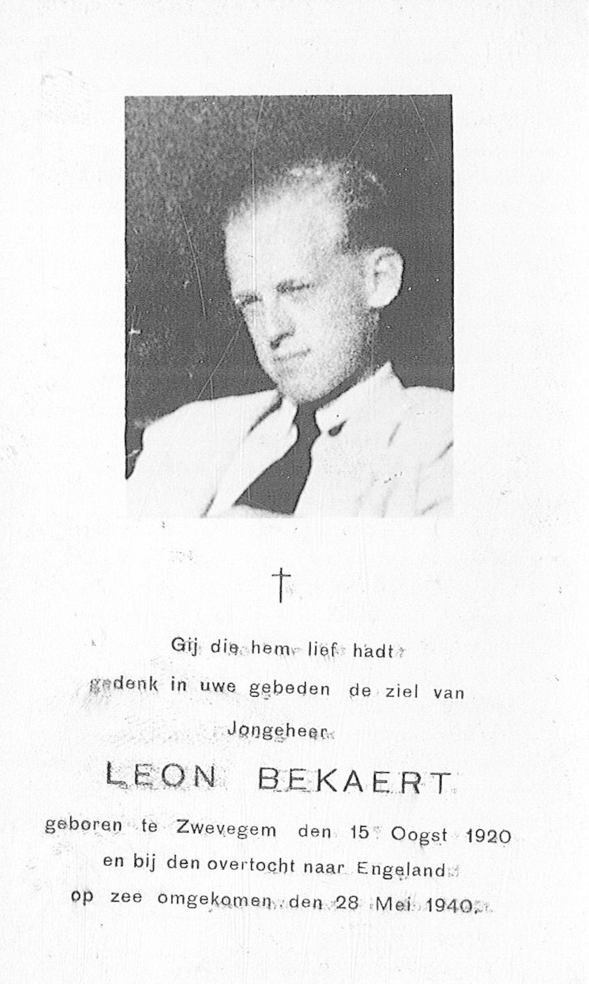 Leon Bekaert