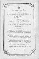 Adelaide-Franciska Malfait