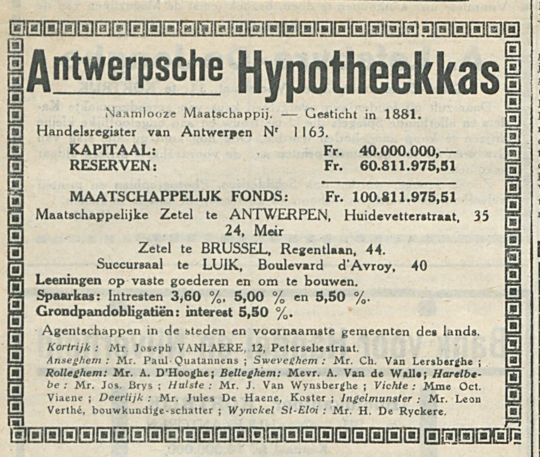 Hypotheekkas