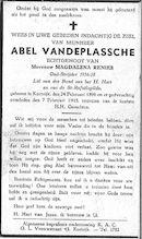 Abel Vandeplassche