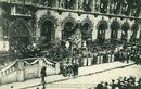 Viering van de nationale feestdag op 21 juli 1919