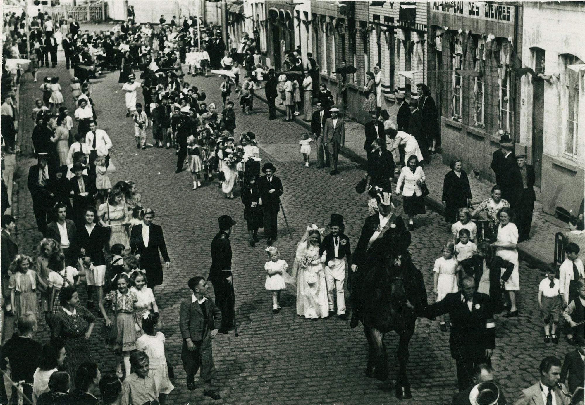 Wijkkermis Sint-Denijsestraat