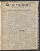 Gazette Van Kortrijk 1905-05-04