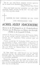 Achiel-Jozef Jonckheere