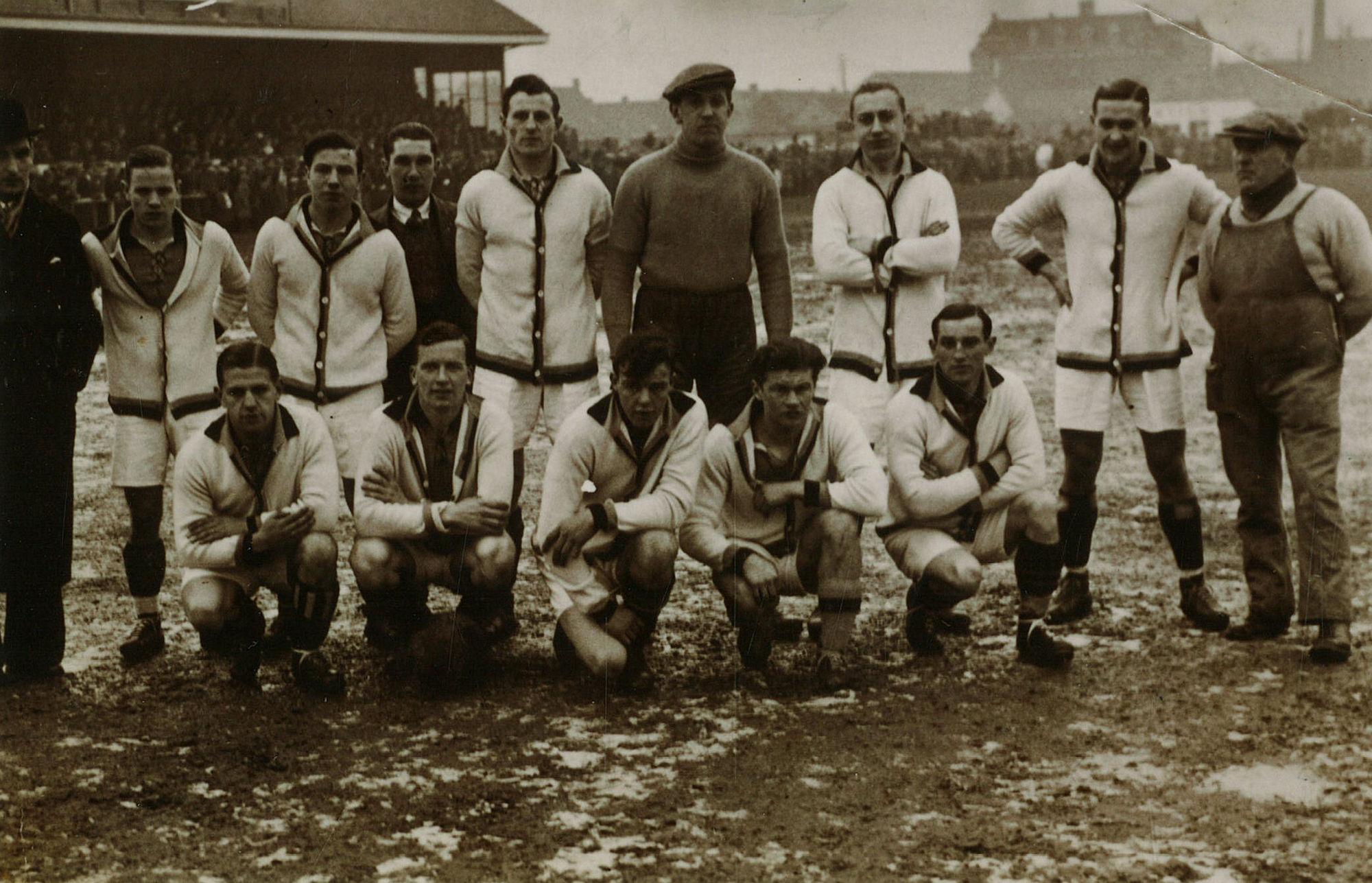 Voetbalploeg Kortrijk Sport