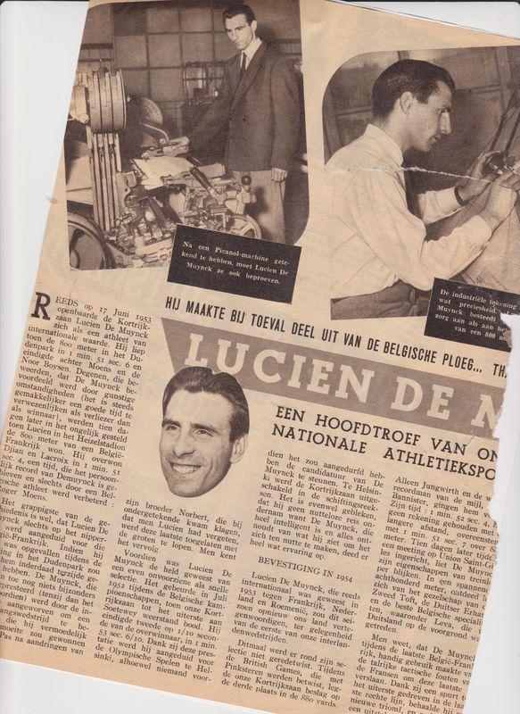 Picanol Lucien Demuynck