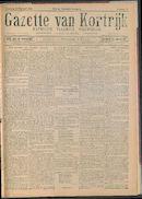 Gazette Van Kortrijk 1918-02-16