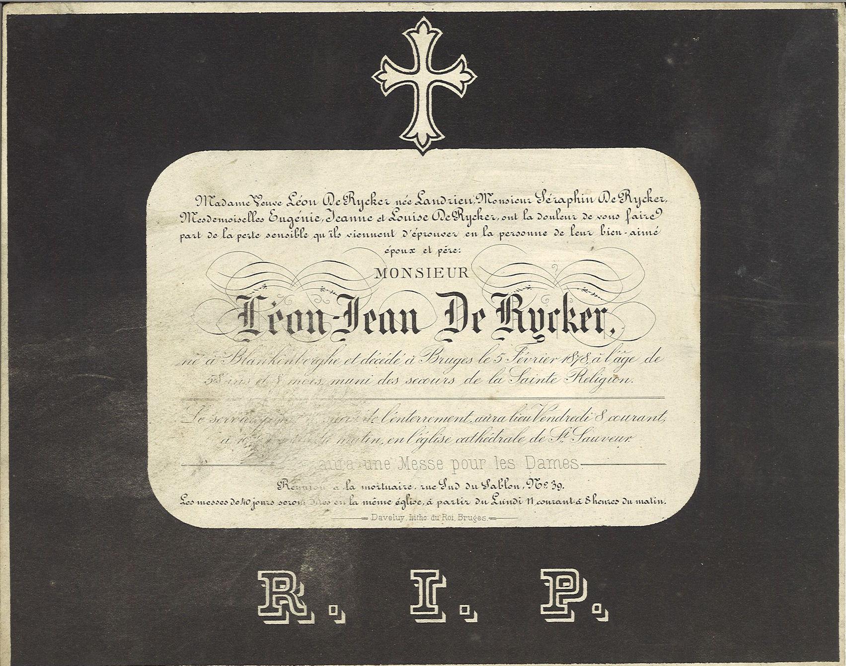 Léon-Jean De Rycker