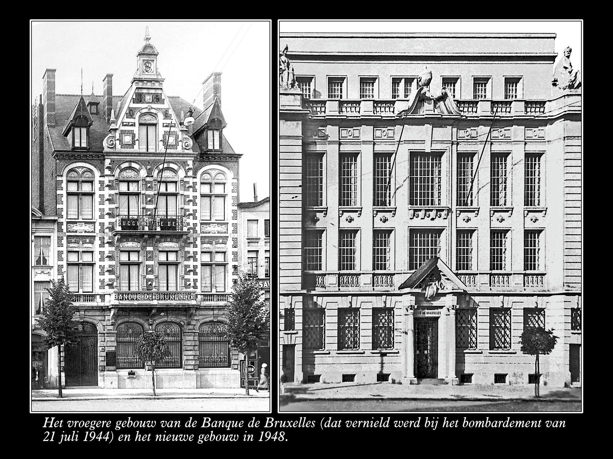 La Banque de Bruxelles