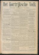 Het Kortrijksche Volk 1908-04-19