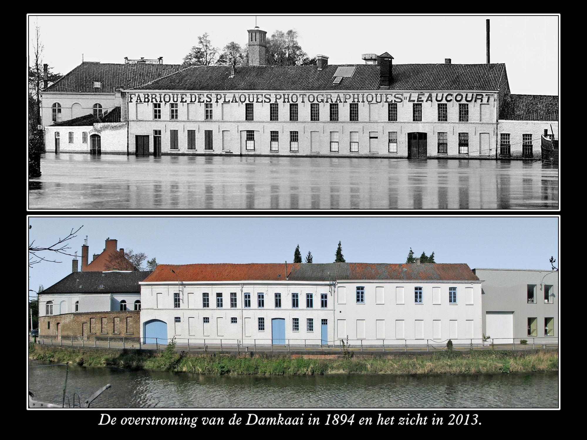 Damkaai 1894 2013