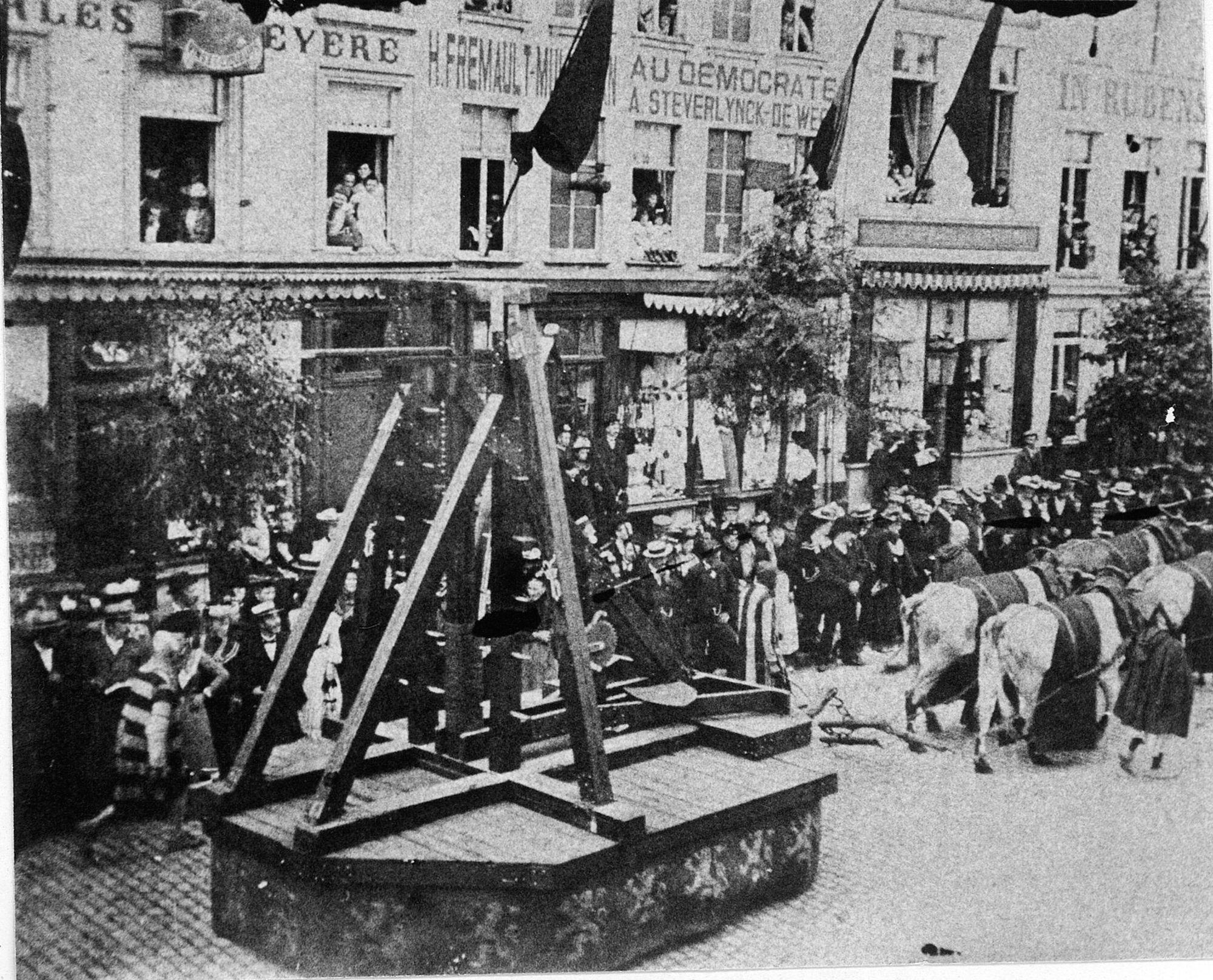 Guldensporenfeesten 1903