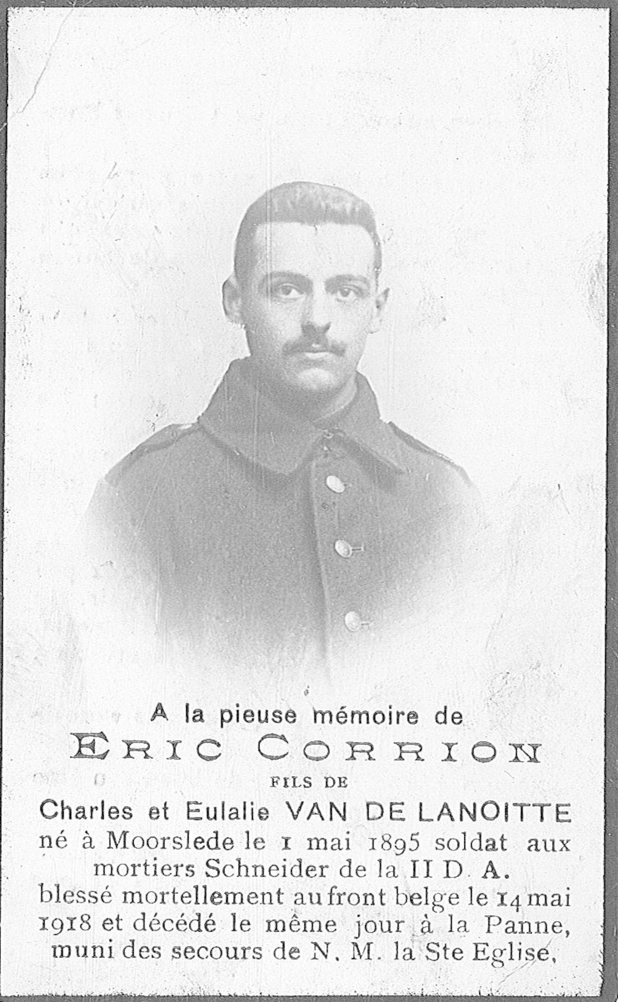 Corrion Eric