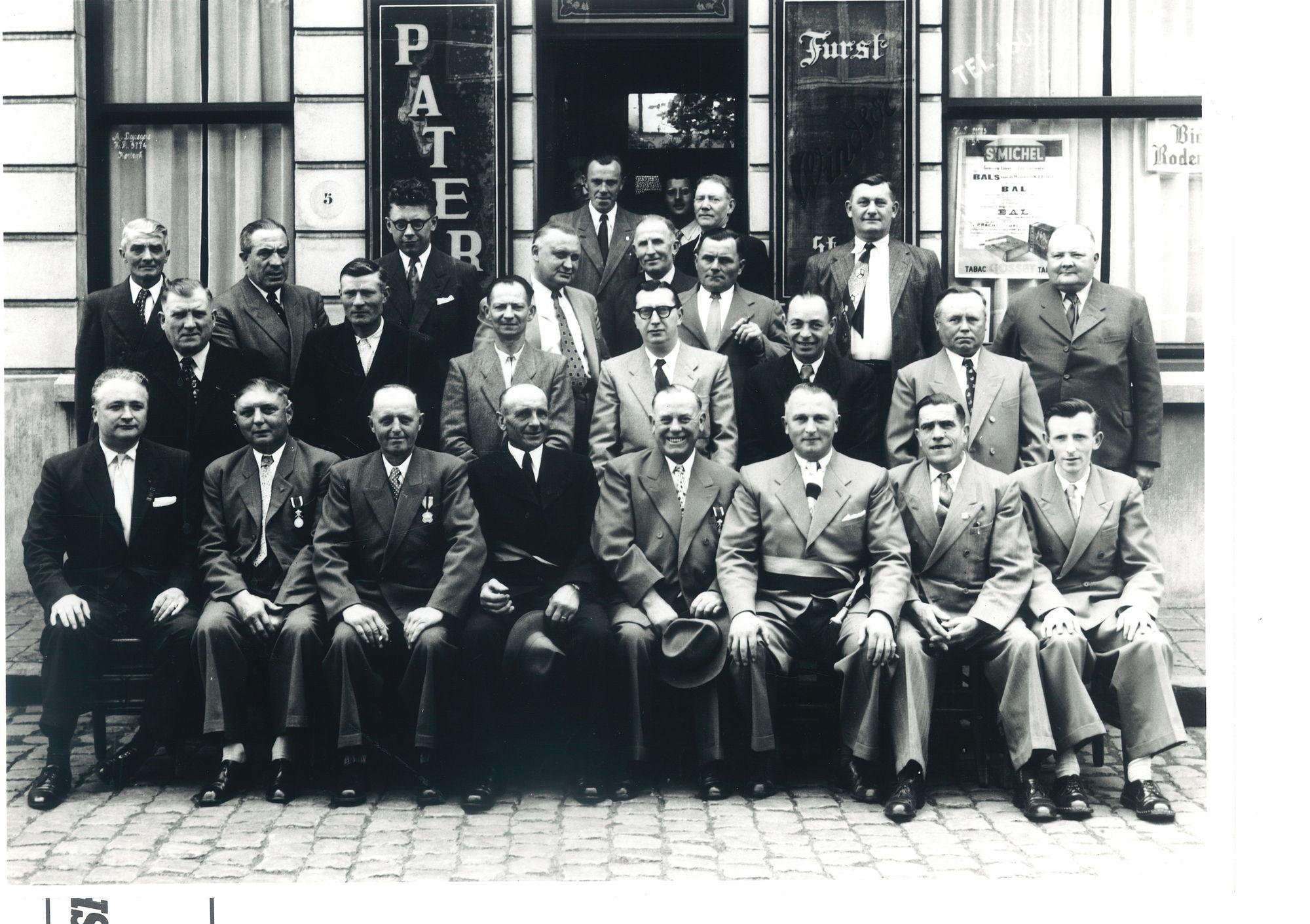 Aalbeke Sport 1953