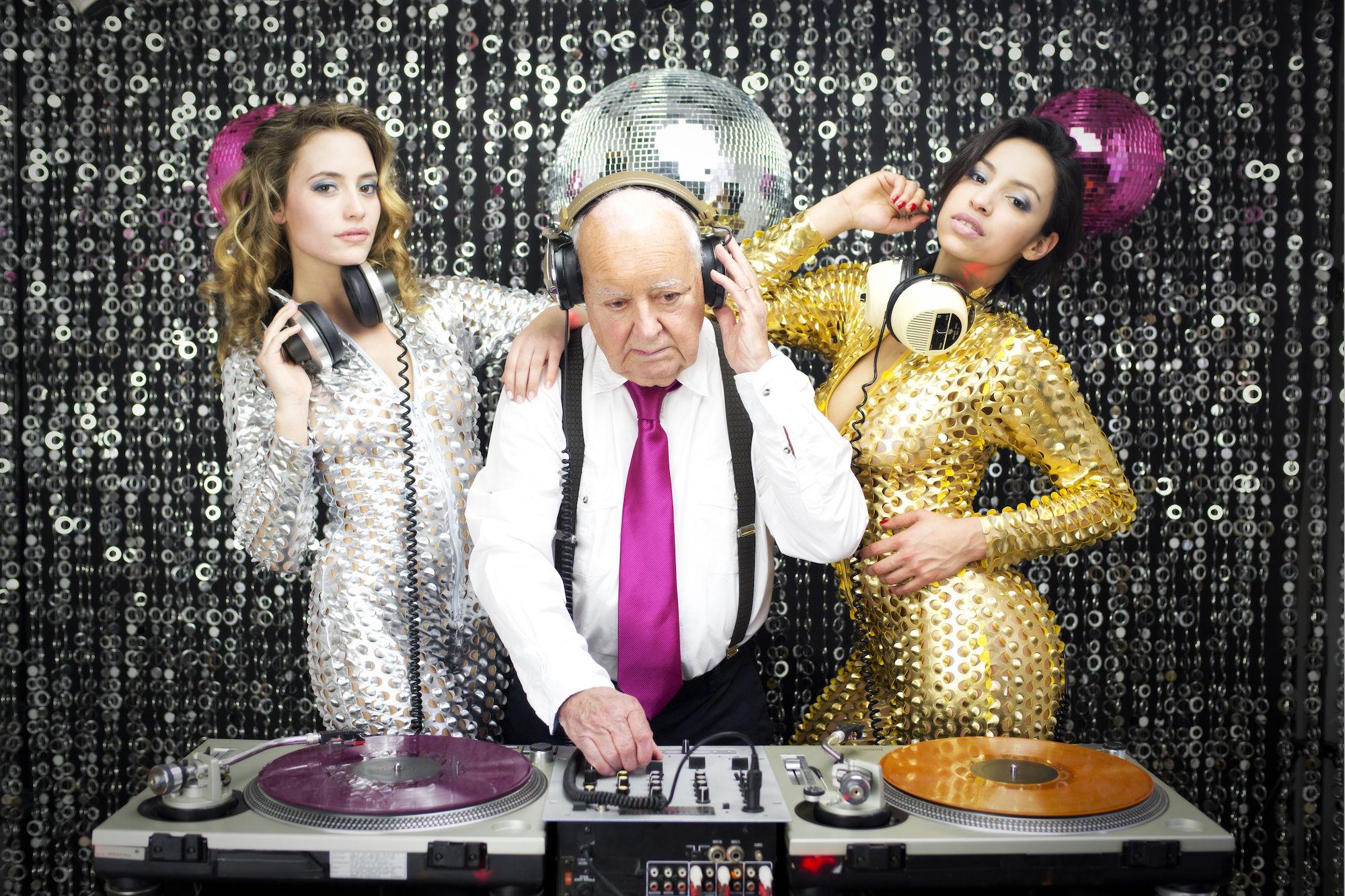 Oude DJ