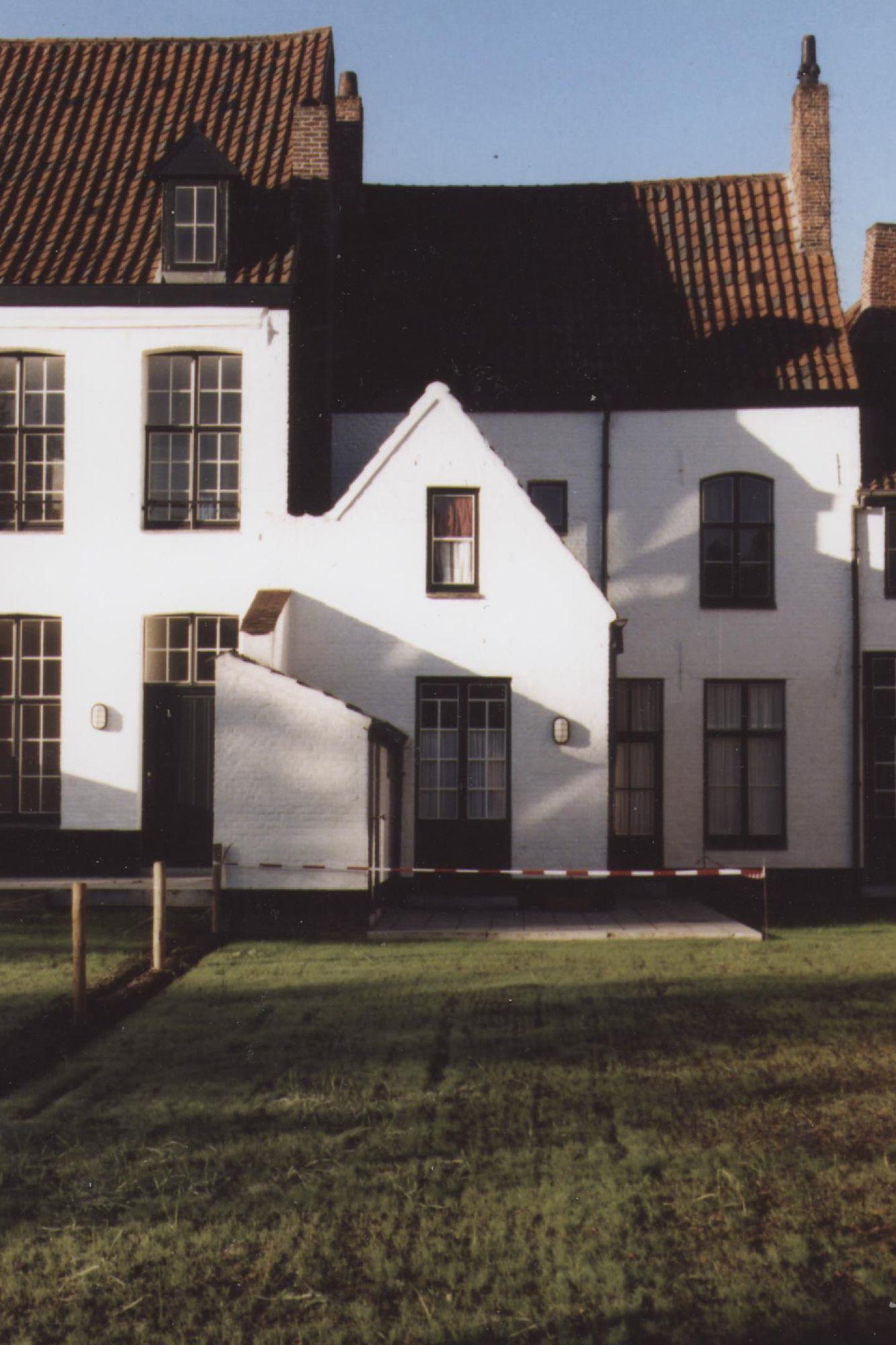 Begijnhofhuis 10 na restauratie