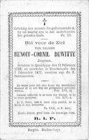 Benoit-Cornil Dewitte