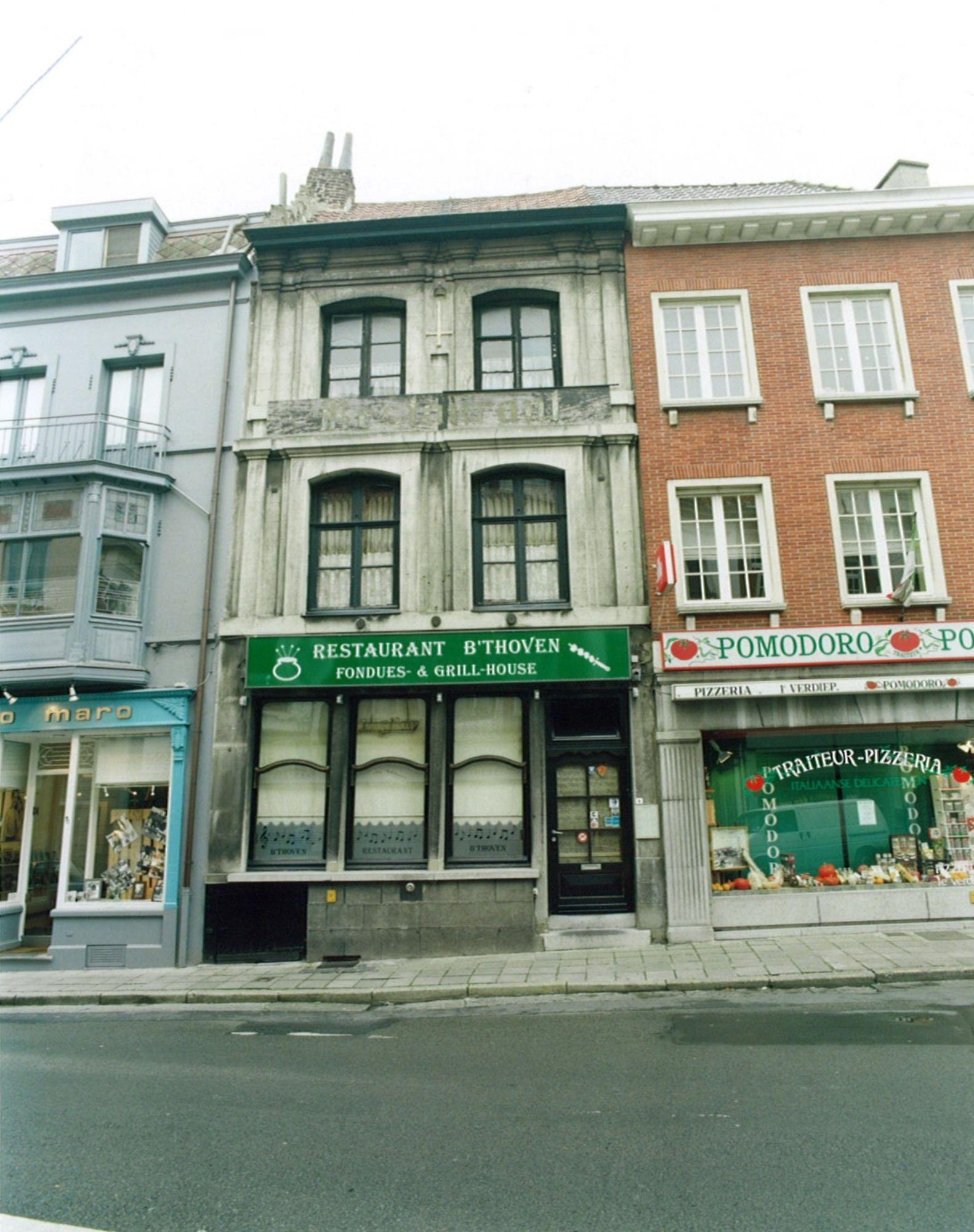 "Café, restaurant ""B""Thoven (In 't oud Zweerd)"