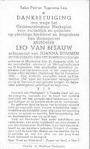 Leo Van Besauw