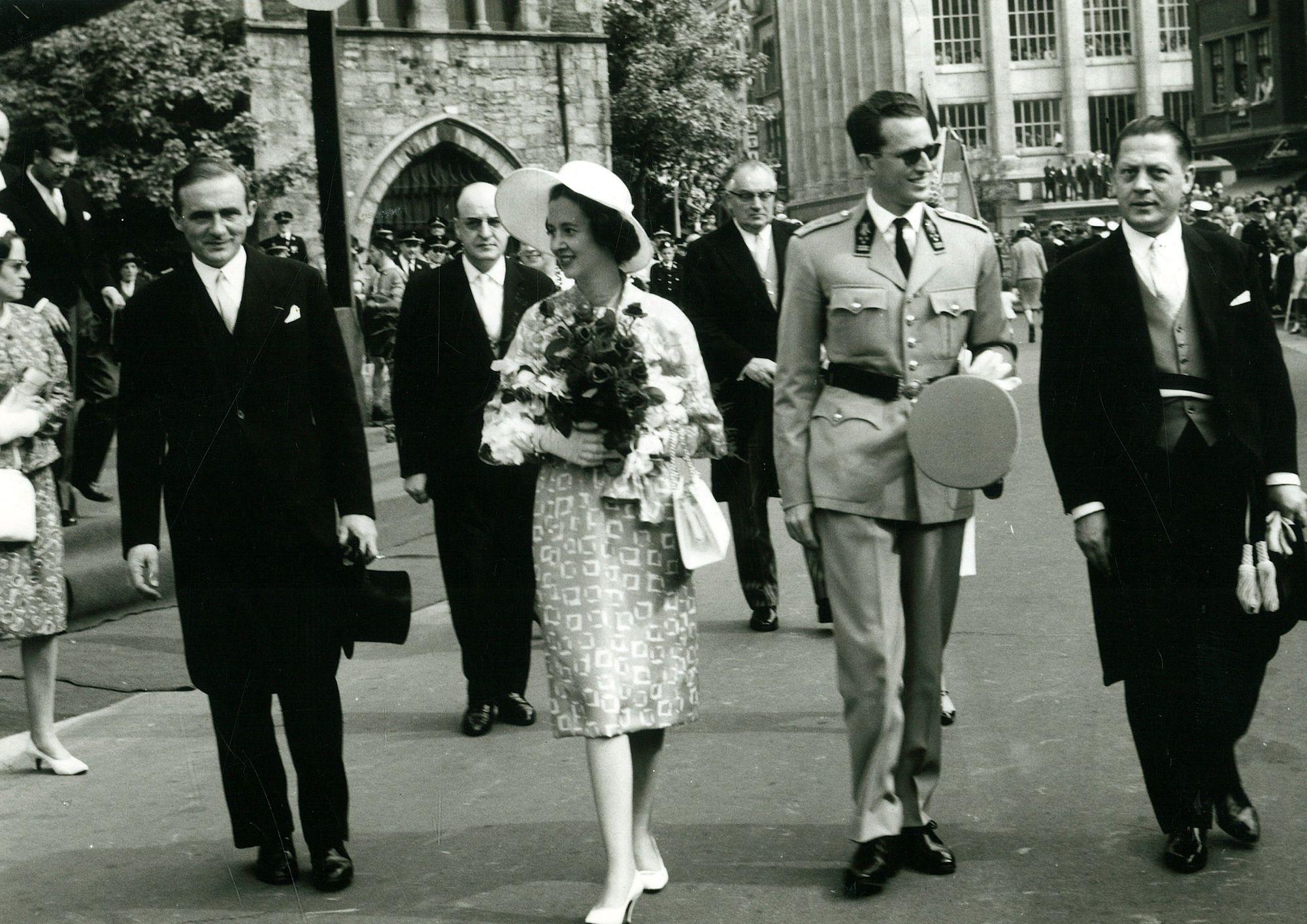 Stoet 'De Luister van de Nederlandse Taal' 1962