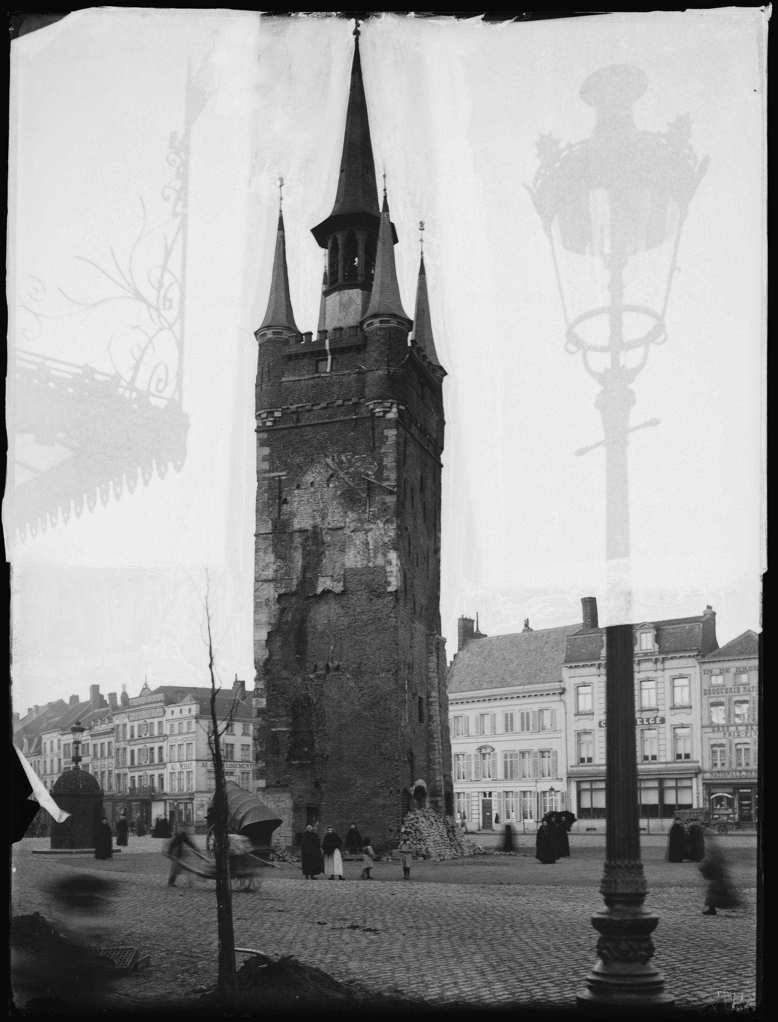 Belfort circa 1900