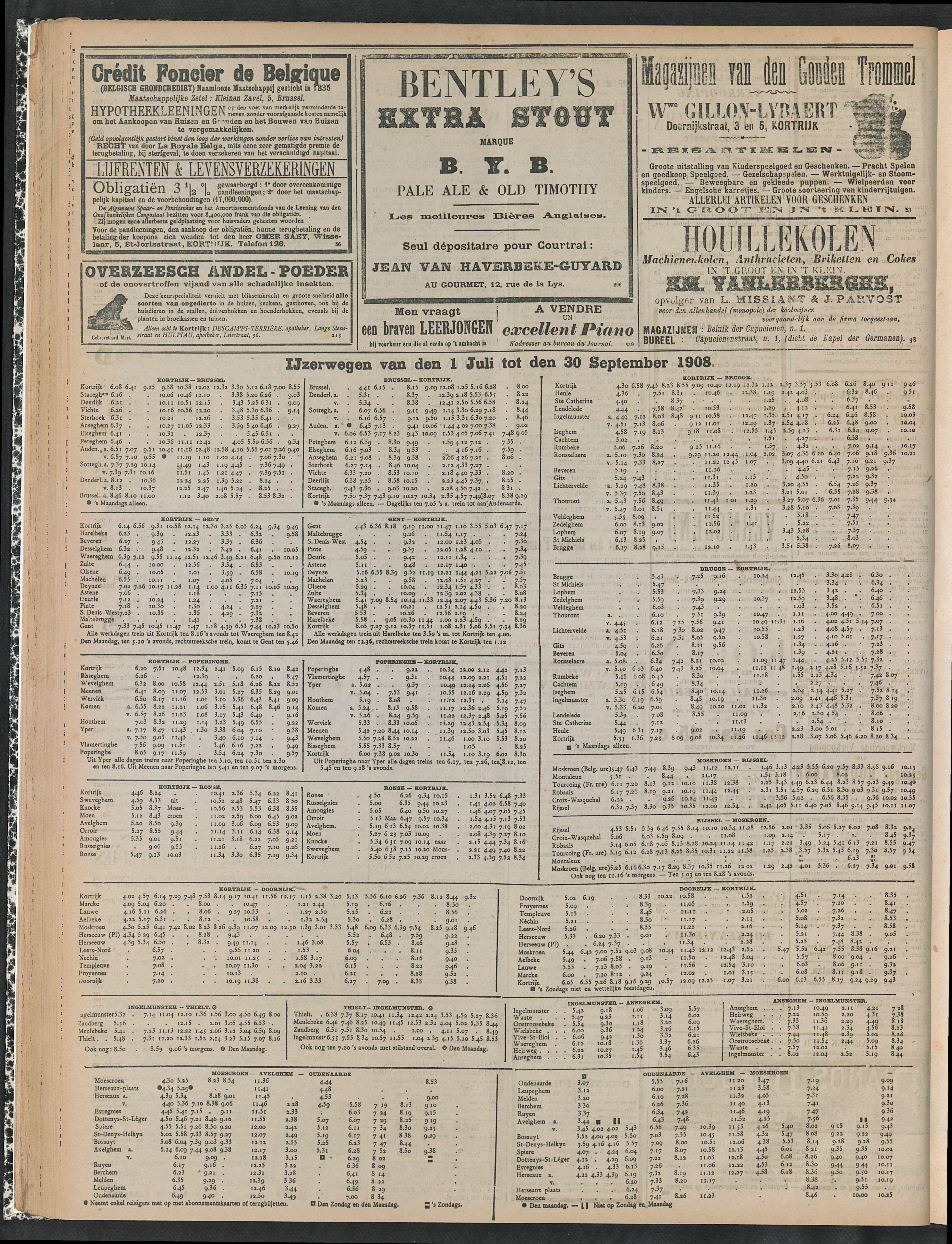 Gazette Van Kortrijk 1908-08-13 p4