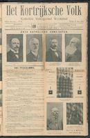Het Kortrijksche Volk 1912-06-02