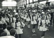 Opening fruitfeest Kortrijk 1973