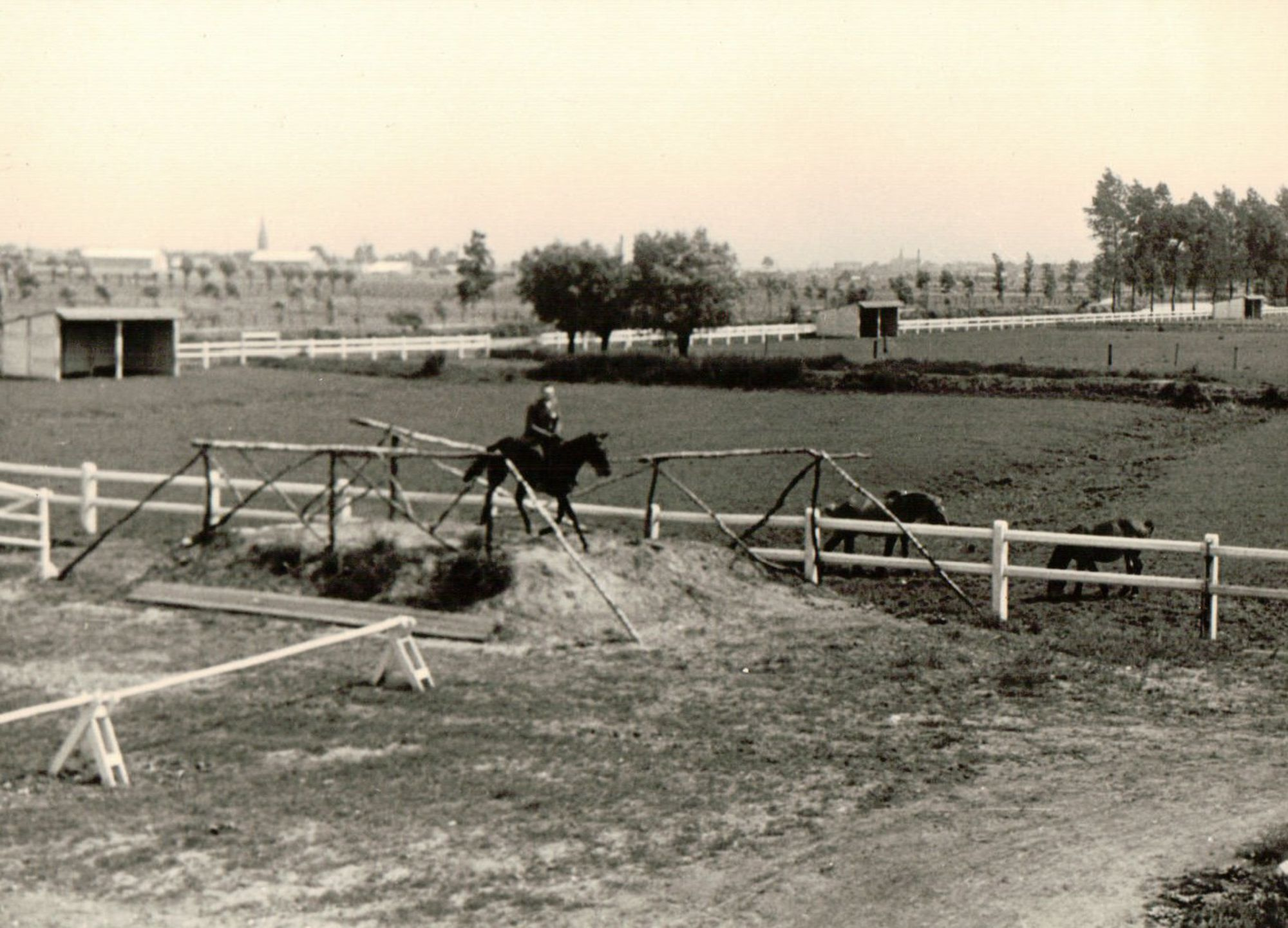 Ruiterclub Gulden Spoor 1942