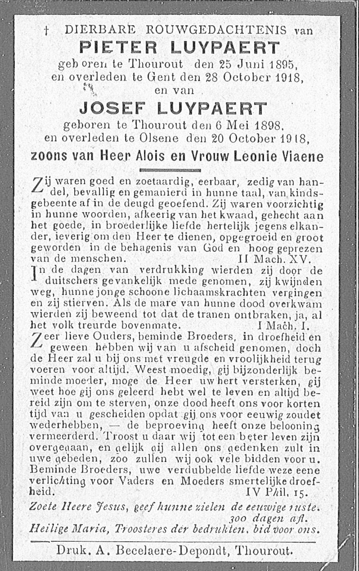 Pieter Luypaert
