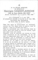 Vandeplassche Georges