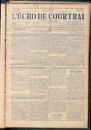 L'echo De Courtrai 1903-04-02