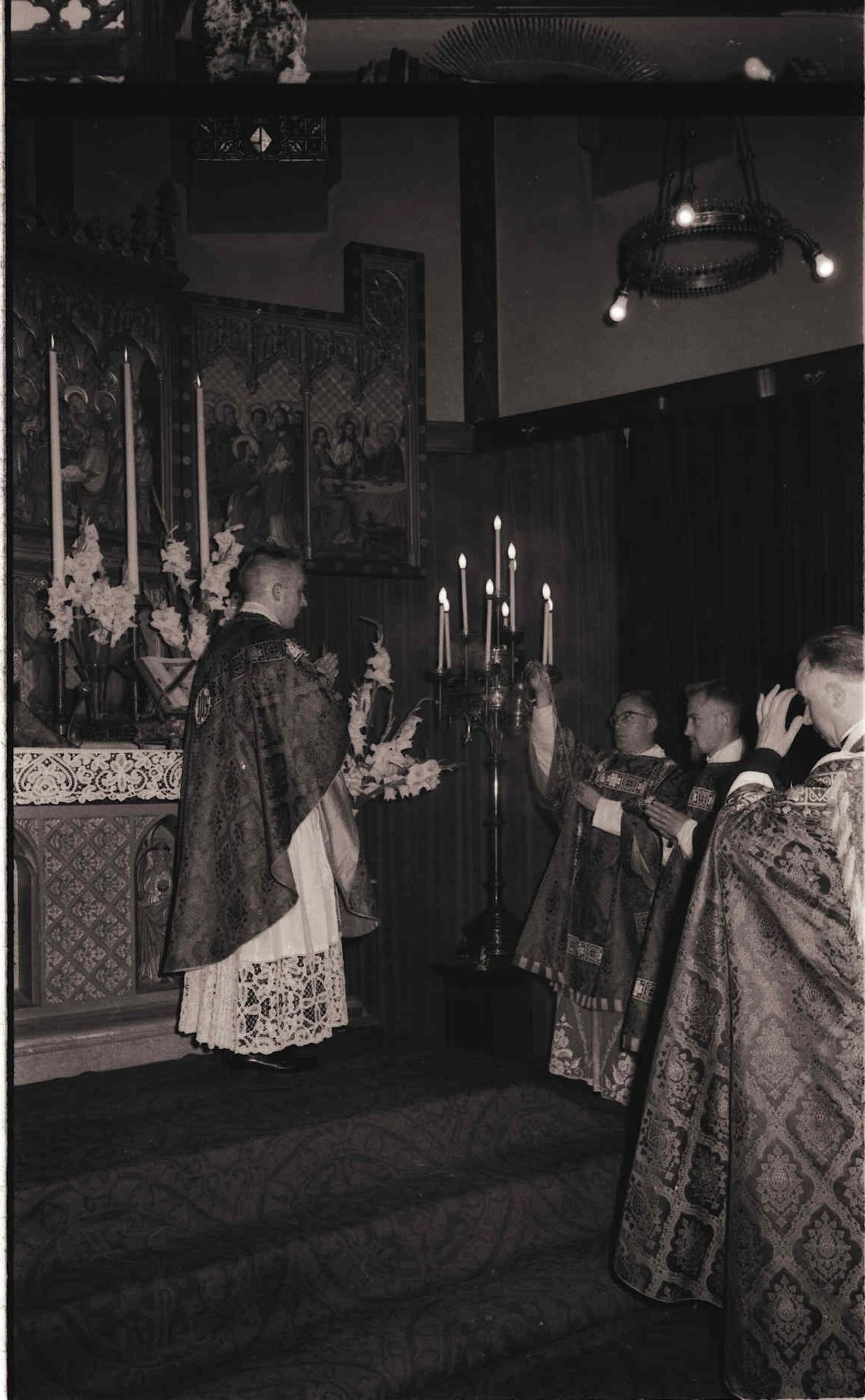 Priesterwijding Marke