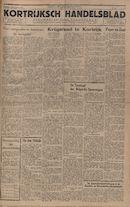 Kortrijksch Handelsblad 24 december 1946 Nr103 p1