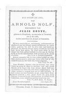 Arnold Nolf