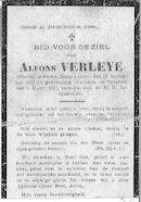 Alfons Verleye